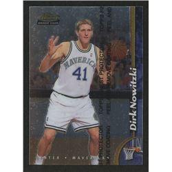1998-99 Finest #234 Dirk Nowitzki RC