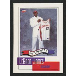 2003 OMR #NNO LeBron James