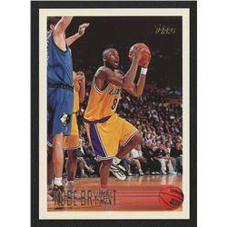 1996-97 Topps #138 Kobe Bryant RC
