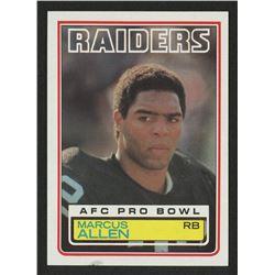 1983 Topps #294 Marcus Allen DP RC