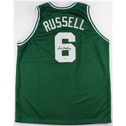 Bill Russell SIgned Celtics Jersey (PSA COA)