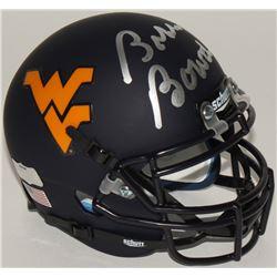 Bobby Bowden Signed West Virginia Mountaineers Mini-Helmet (Radtke COA)