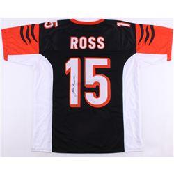 John Ross III Signed Bengals Jersey (Ross Hologram)