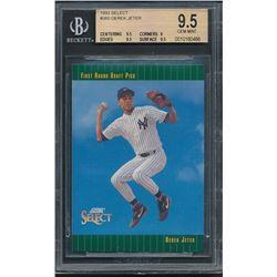 1993 Select #360 Derek Jeter RC (BGS 9.5)