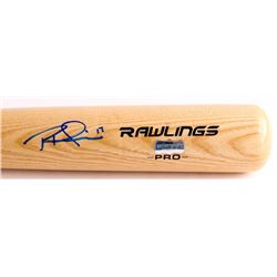 Rhys Hoskins Signed Rawlings Baseball Bat (Radtke COA)
