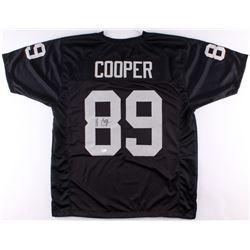 Amari Cooper Signed Raiders Jersey (JSA COA)