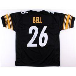 Le'Veon Bell Signed Steelers Jersey (TSE COA)