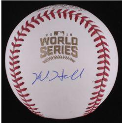 Kyle Hendricks Signed Official 2016 World Series Baseball (Fanatics Hologram  MLB Hologram)
