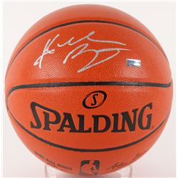 Kobe Bryant Signed NBA Game Ball Series Basketball (Panini COA)