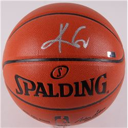 Kyrie Irving Signed NBA Game Ball Series Basketball (Panini COA)