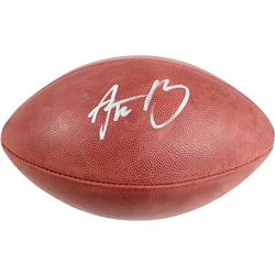 Aaron Rodgers Signed NFL Duke Football (Steiner COA)