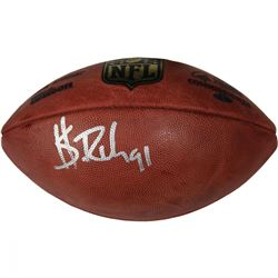 Sheldon Richardson Signed NFL Football (Steiner COA)