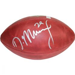 DeMarco Murray Signed NFL Football (Murray Hologram)
