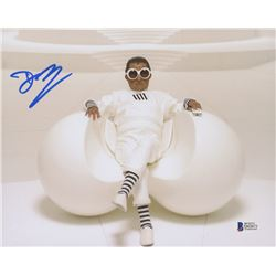 "Deep Roy Signed ""Charlie and the Chocolate Factory"" 8x10 Photo (Beckett COA)"