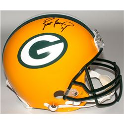 Brett Favre Signed Packers Full-Size Authentic On-Field Helmet (Radtke COA)