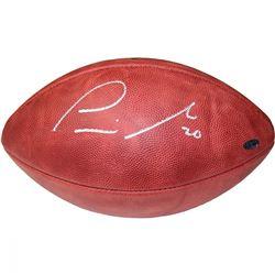Prince Amukamara Signed NFL Football (Steiner COA)