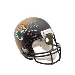 """Allen Robinson Signed Jaguars LE Full-Size Helmet Inscribed """"'16 Pro Bowl"""", """"105 Yds""""  """"1 TD"""" (UDA C"""