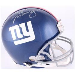 Eli Manning Signed Giants Full-Size Helmet (Steiner COA)