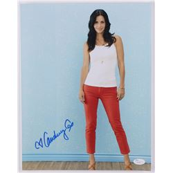 Courtney Cox Signed 11x14 Photo (JSA COA)