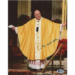 Cardinal Timothy M. Dolan Signed 8x10 Photo (Beckett COA)