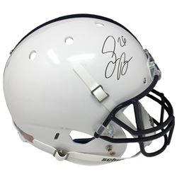 Saquon Barkley Signed Penn State Nittany Lions Full-Size Schutt Helmet (JSA COA)