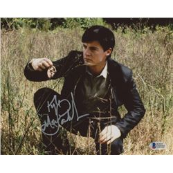 "Kyle MacLachlan Signed ""Twin Peaks"" 8x10 Photo (Beckett COA)"
