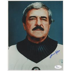 "James Doohan Signed ""Star Trek"" 8x10 Photo (JSA COA)"