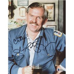 "John Ratzenberger Signed ""Cheers"" 8x10 Photo Inscribed ""Cheers!"" (Beckett COA)"