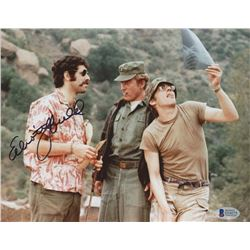 "Elliott Gould Signed ""M*A*S*H*"" 8x10 Photo (Beckett COA)"