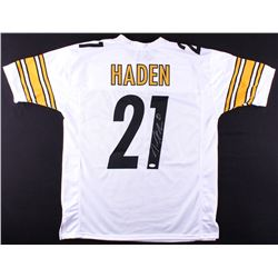 Joe Haden Signed Steelers Jersey (TSE Hologram)