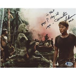 "Martin Sheen Signed ""Apocalypse Now"" 8x10 Photo Inscribed ""Is That You? Hey, It's Me""  ""2017"" (Becke"