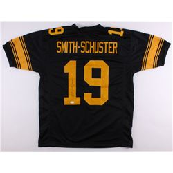 Juju Smith-Schuster Signed Steelers Color Rush Jersey (TSE Hologram)