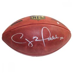 Clay Matthews Signed NFL Football (Steiner COA)