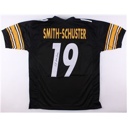 JuJu Smith-Schuster Signed Steelers Jersey (TSE Hologram)
