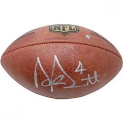 Dak Prescott Signed Wilson Official NFL Football (Steiner COA)