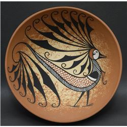 ZUNI POTTERY BOWL (CELLICION)