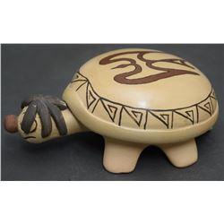 NAVAJO POTTERY TURTLE (SPENCER)