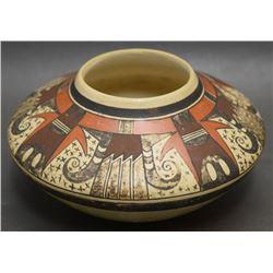 HOPI POTTERY JAR (ABEITA)