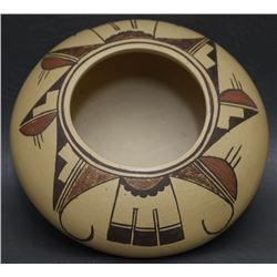 HOPI POTTERY BOWL ( HOWATO)
