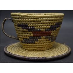 ESKIMO BASKETRY CUP