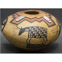 HOPI POTTERY JAR (NAMOKI)