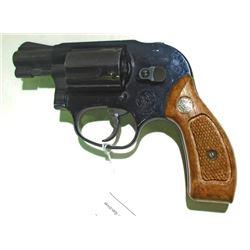 Smith & Wesson Revolver. 38 Special. Model 38-2.