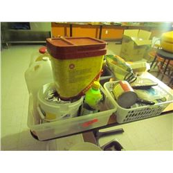Assorted spices/condiments large lot