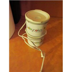2 Babycakes electric fondue pots