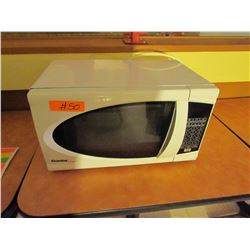White microwave, Danby model: DW799W