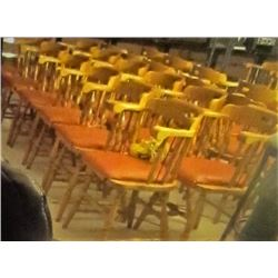 Set of chairs (4)