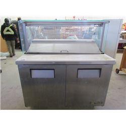 Deli Prep Cooler TRUE T55U48-12 110 v