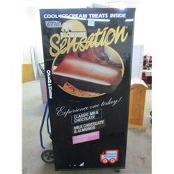 Ice Cream Bar -Vending Machine Coin Op