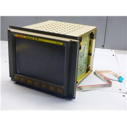 FANUC A02B-0098-C132 O-M Operator CRT Display Module