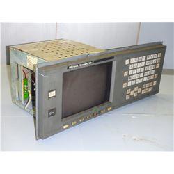 FANUC A02B-0120-CE51/MAR 9' CRT/MDI UNIT
